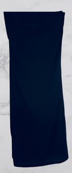 Black Double Tube Skirt