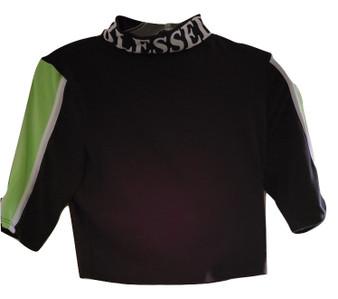 Black Lime Blessed Mock
