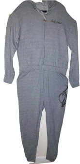 Baby Phat Lite Gray Jump Suit