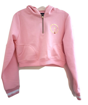 Baby Phat Pink White Gold 2PC set