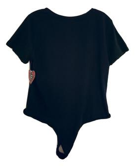Black Body Suit