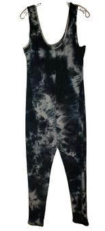 Black White Dye Jumper