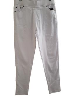 White Shape Your Curve Pants