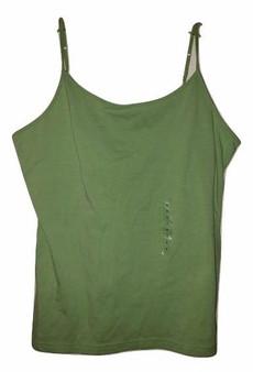 Green Tunic Cami
