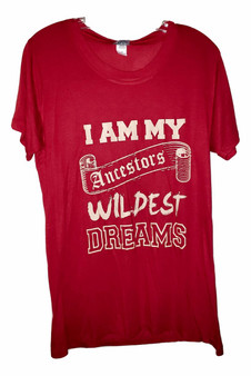 Red I am My Wildest Top