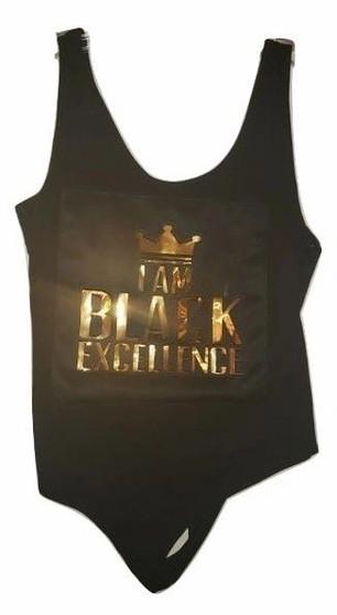 Black I'm Black Excellence