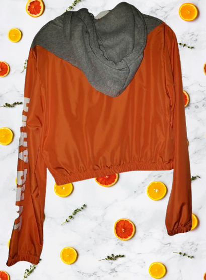Baby Phat Orange Gray