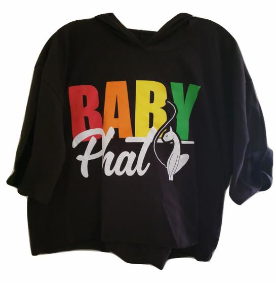 Baby Phat Black Multi Hoodie