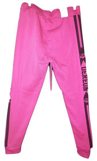 Dereon Black Pink Joggers