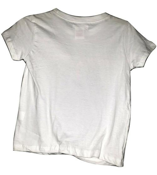 Baby Phat White Tie Front Shirt
