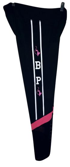 Baby Phat Pink White Black Mesh Set