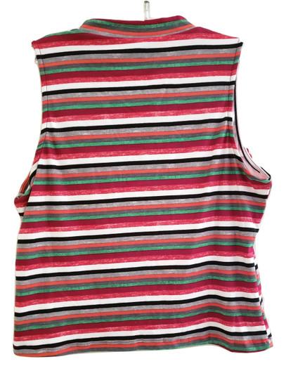 Red Stripe Mock