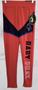 Baby Phat Black Red White Mesh Net 2PC Set