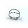 Sterling Silver Split Ring