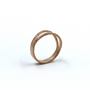 Rose Gold Split Ring