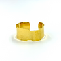 City Skyline Cuff 2 Gold