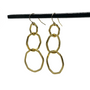 Gold Olga Earrings