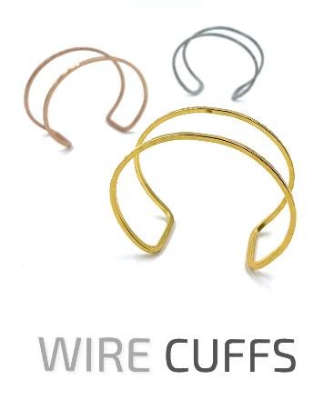 Wire Cuff Jewelry