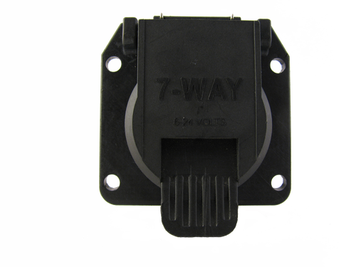 Seven Way Truck Side Plug