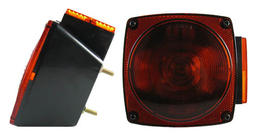 "Under 80"" Incandescent Taillight - Right Side"