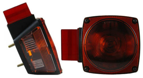 "Over 80"" Incandescent Taillight - Left Side"