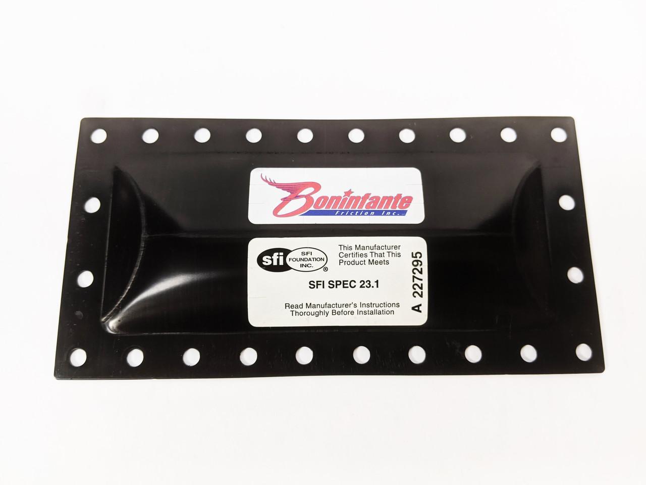 "Burst Panel Standard 6.250"" x 3.250"" DMPE 200-066-99-62"