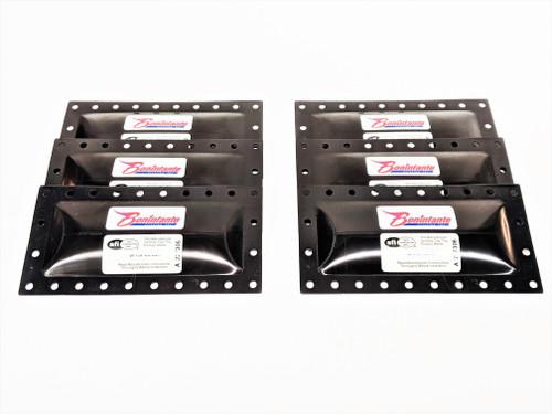 "Burst Panel Standard 6.250"" x 3.250"" PACK OF 6  DMPE 200-066-99-751"