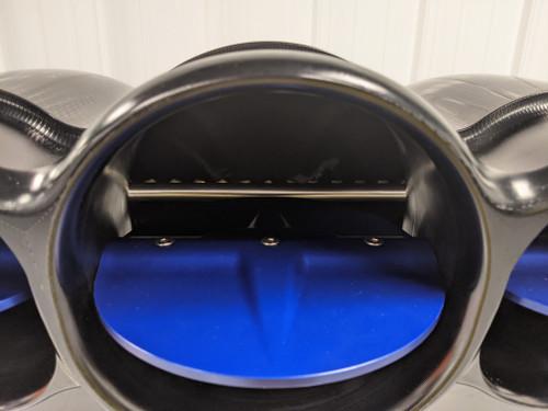 """MCH1 10.5"""" Carbon Fiber Injector Hat w/ Spray Bar DMPE 400-043-99-1424A G"""