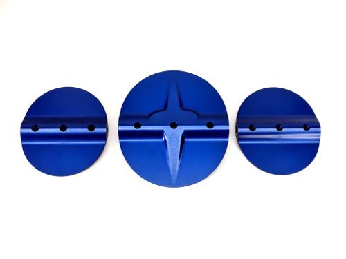 Injector Hat Blade Set Blue DMPE 400-043-99-1510-BLU A