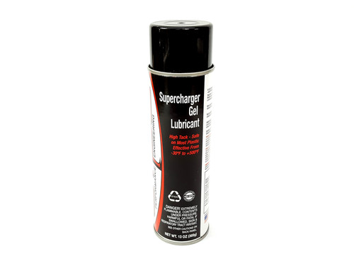 Supercharger Rotor Gel Lube