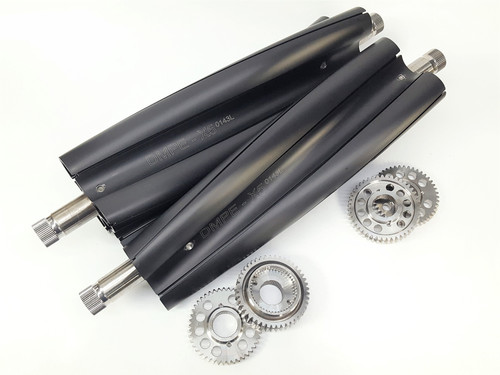 X5 14-71 Top Fuel Rotor Set, includes matching front and rear gear sets, washers and bolts