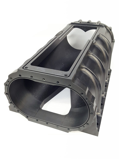 M4 14-71 Supercharger Cast Case