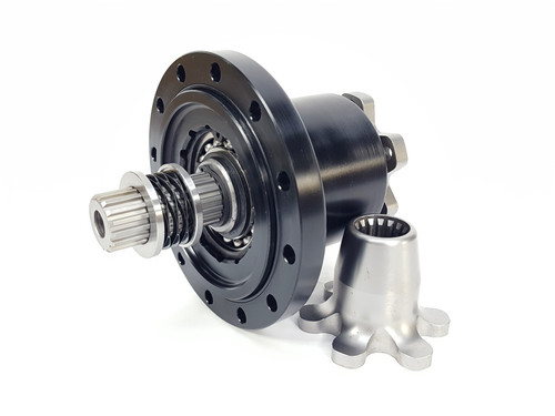 "4.00"" Super Snout Assembly Includes Driveshaft and Coupler"