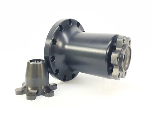 "5.375"" Snout Assembly Includes Driveshaft and Coupler"