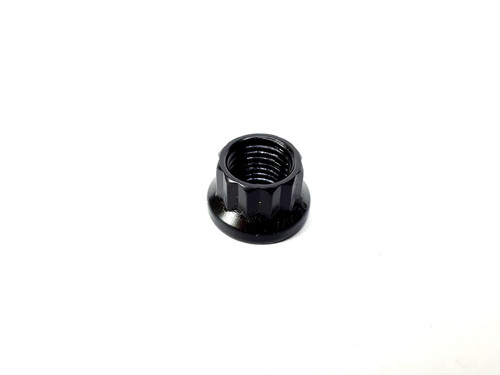 Supercharger Stud Nut - Black (Nut Only)