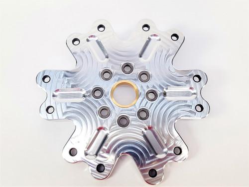 Hemi Forged Billet Aluminum Flex Plate Multi Pattern 3.52 lbs. DMPE 250-022-99-169 B