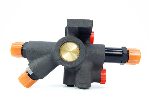 Nitro Style Methanol Metering Valve Barrel Valve Assembly