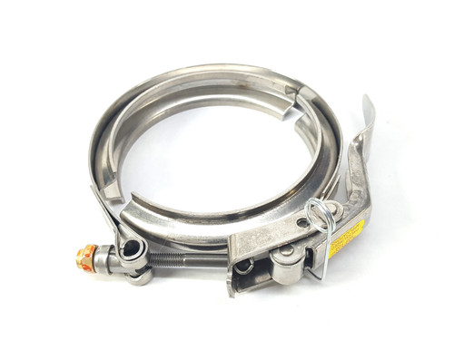 Quick Release Fuel Pump Clamp Stainless Steel