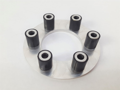 Screw Compressor Drive Absorber - Aluminum Cage
