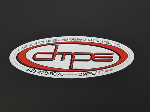 "DMPE Sticker 4""x10"""