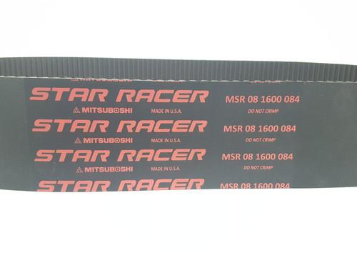 Star Racer Blower Belt 08-1600-75