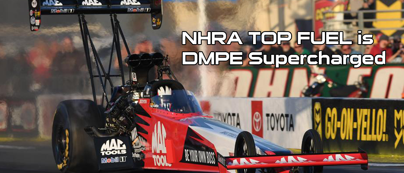 Doug Kalitta DMPE Supercharged
