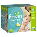 Diapers, Wipes