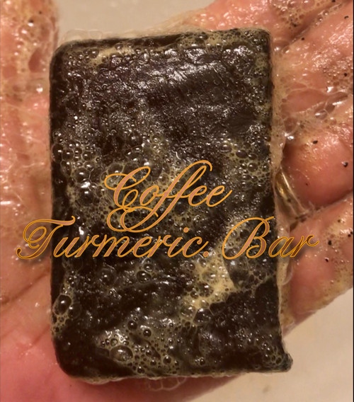 Coffee Turmeric Bar