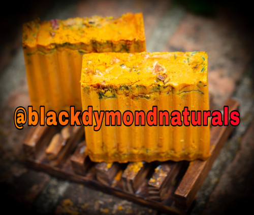 Turmeric Exfoliating Bar