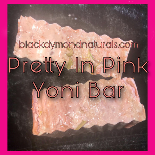 Pretty In Pink Yoni Bar