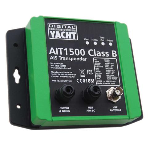 Digital Yacht AIT1500 Class B AIS Transponder w\/Built-In GPS [ZDIGAIT1500]