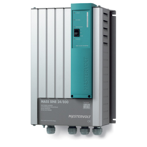 Mastervolt Mass Sine Wave Inverter 24\/800 (230V\/50Hz) [24020800]