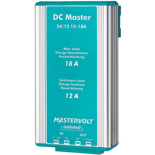 Mastervolt DC Master 24V to 12V Converter - 12A w\/Isolator [81500300]
