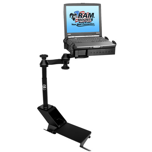 Ram Mount No-Drill Vehicle Laptop System f\/97-15 Ford Expedition [RAM-VB-110-SW1]
